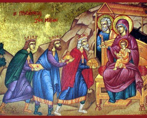 Omelia del Vescovo Calogero Marino - Epifania