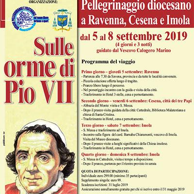 Pellegrinaggio diocesano a Ravenna, Cesena e Imola